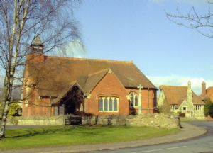 Holy Trinity & the Parish Hall