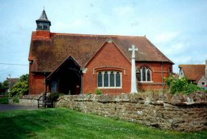 The Victorian Church of Holy Trinity, Charlton