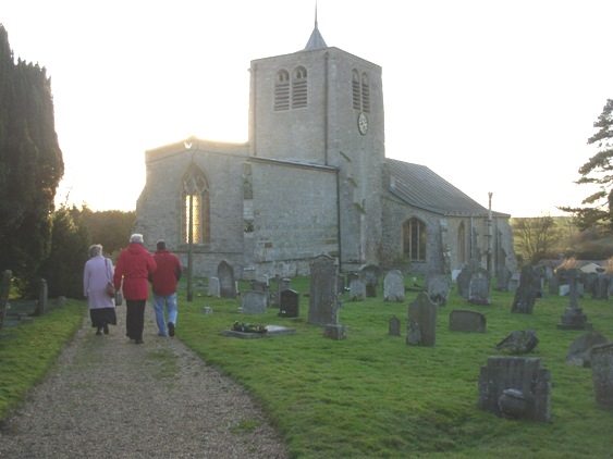 St Peters Thurleigh