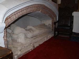 Tomb in Lady Chapel
