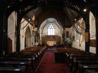 Interior of All Saints