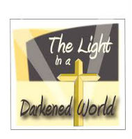picture showing the light of the world