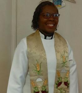 photo of Rev Emma Aikin