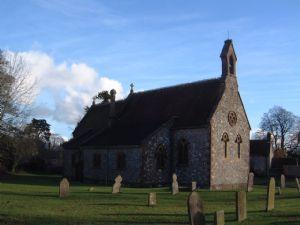 Ashmore Church
