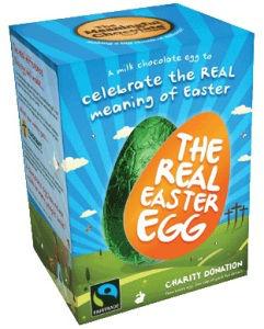Real Easter Egg