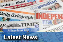 Latest News including News Insert