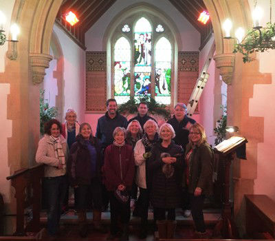 Old Church Christmas 2015
