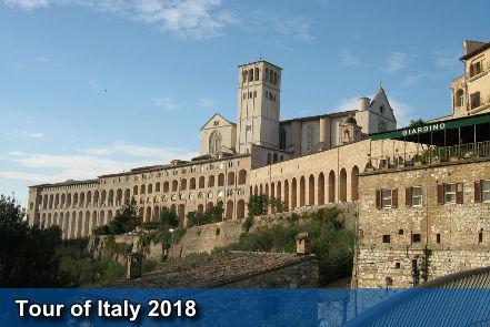 Tour of Italy 2018