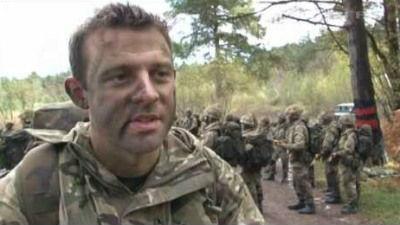 Revd Captain Matt Coles