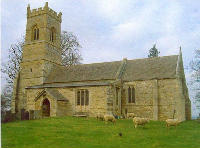 St Helens Church Great Oxendon