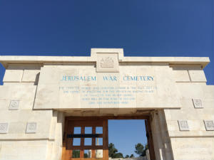 Jerusalem War Graves