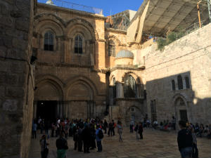 Church of the Holy Sepulchure