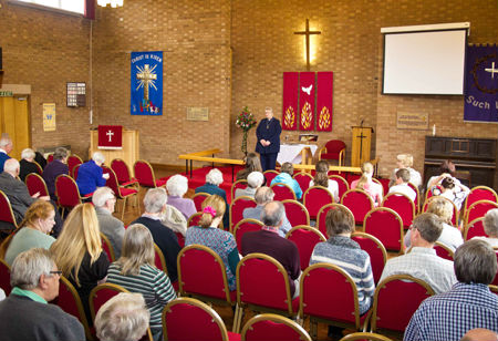 Communion service01 3May15