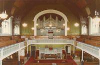 Original church interior