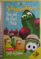 Veggie Tales Dave & the Giant Pickle