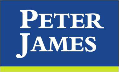 Peter James Logo