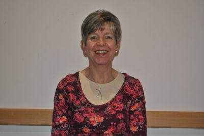 Linda Bleazzard - Church Secretary