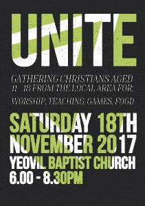 Unite November17