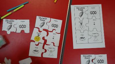 St Pauls Journeys - childrens puzzles