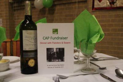 CAP Fundraiser