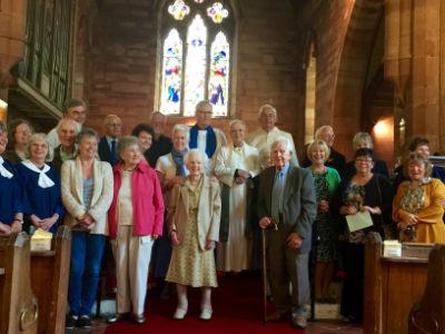 congregation A