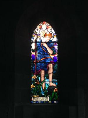 ST CHRIS WINDOW