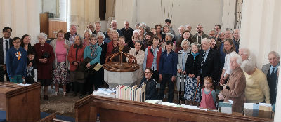 St Andrew's Congregation 2015