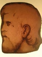 Head before restoration