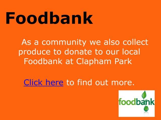 Foodbank box
