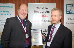 Chris Magee CRT 2012 CLC Distributor of the Year