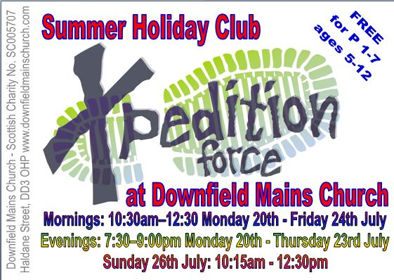 Xpedition Force Summer Holiday Club