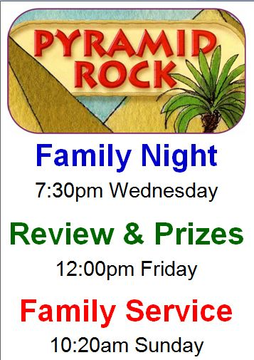 PR family night poster