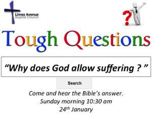 Suffereing?