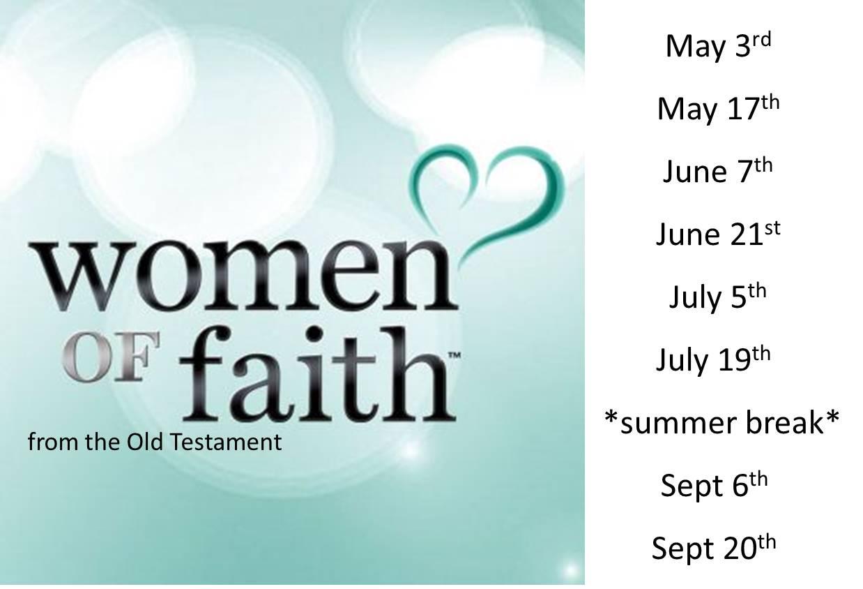 WOW women of faith