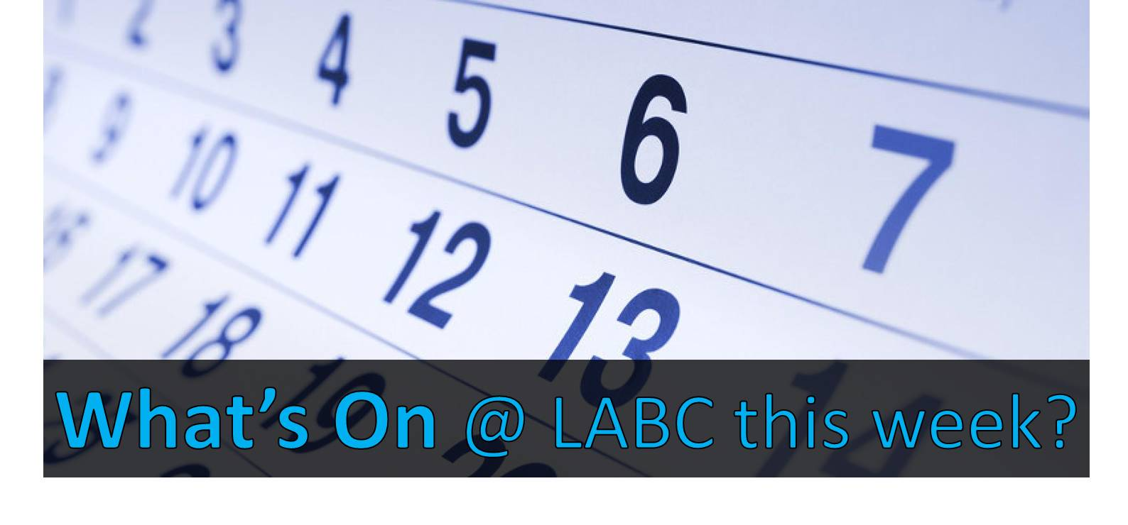 Whats On LABC