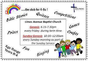 Genesis invite