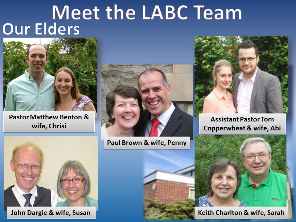 LABC Elders May 2017