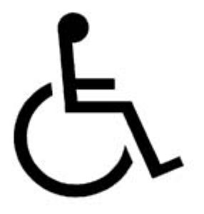 disabled logo