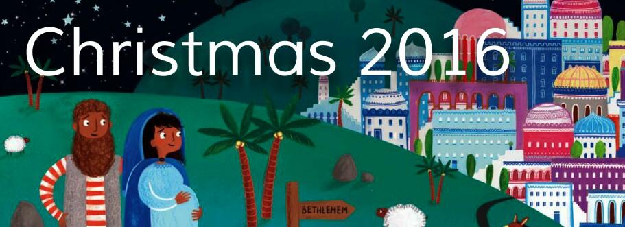 Christmas banner 2016