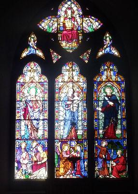 East Window: Photo S. Nottingham