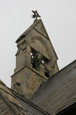 Bell Turret from NW: Photo C Kebbell
