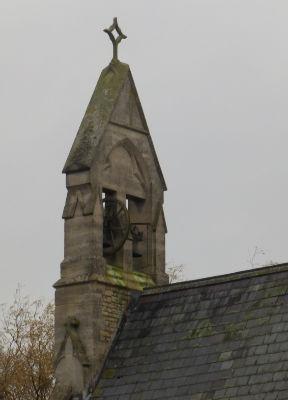 Bell Turret: Photo S. Nottingham