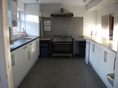 Pinchbeck Church Hall Kitchen