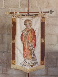 St Lawrence Banner