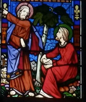 St Bartholomew under Fig Tree: Photo S. Nottingham
