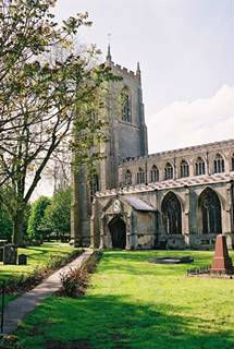St Mary's South Aspect