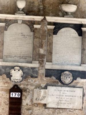 Buckworth Memorial