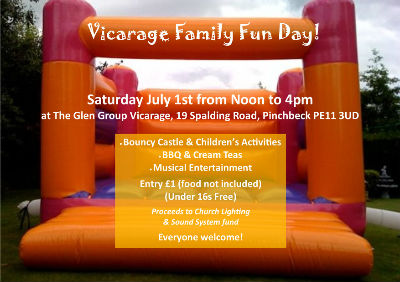 Vicarage Family Fun Day