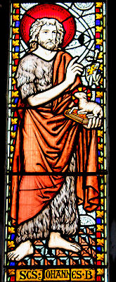 John the Baptist: Photo C Kebbell