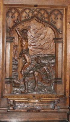 Pulpit Panel Three: Photo C Kebbell